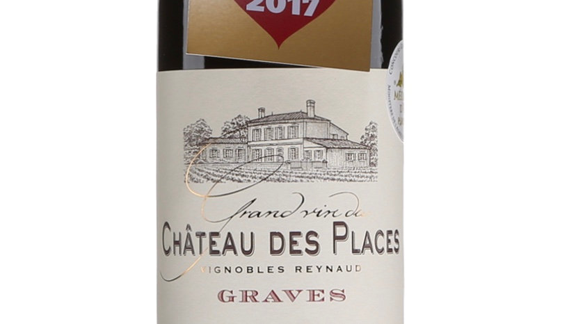 Château de Places Graves Rouge