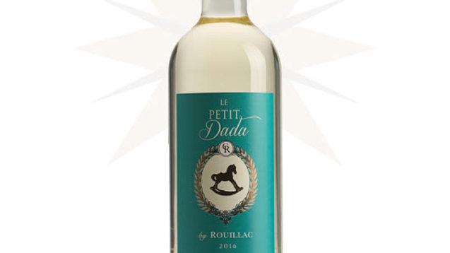 Bordeaux : Le Petit Dada Blanc
