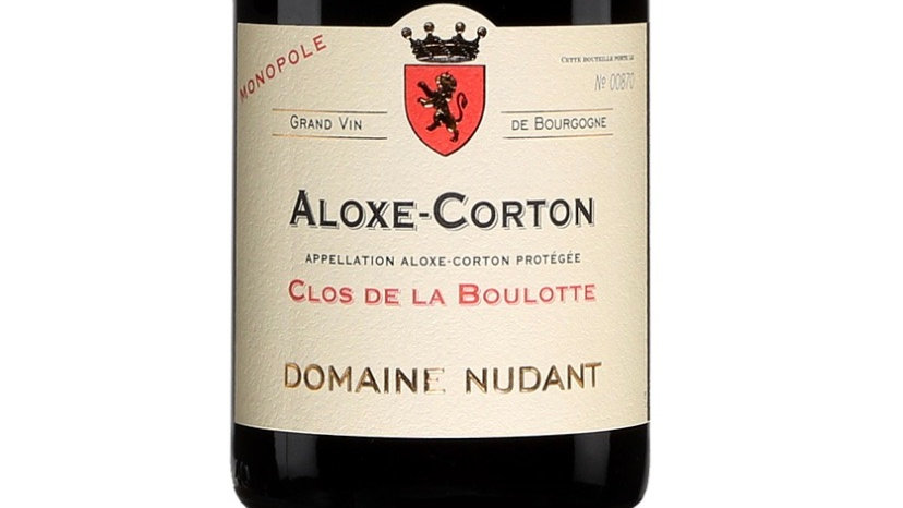 Bourgogne : Aloxe Corton - Clos de la Boulotte