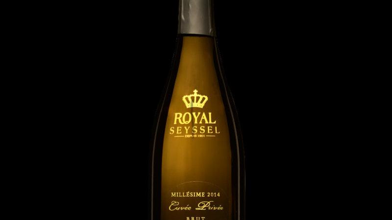 Savoie :  Cuvée Royal Seyssel Brut
