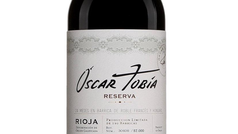 Oscar Tobia Reserva Rouge