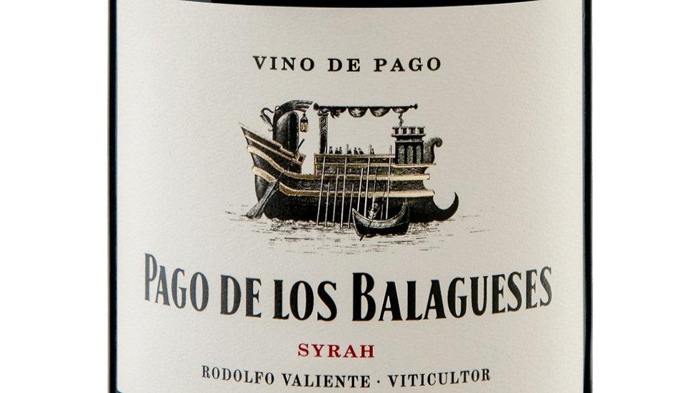 Utiel-Requena : Syrah Vino de Pago de Los Balagueses