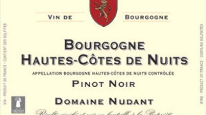 Bourgogne : Hautes-Côtes de Nuit Rouge