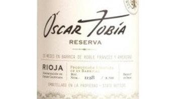 Rioja: Oscar Tobia Blanco