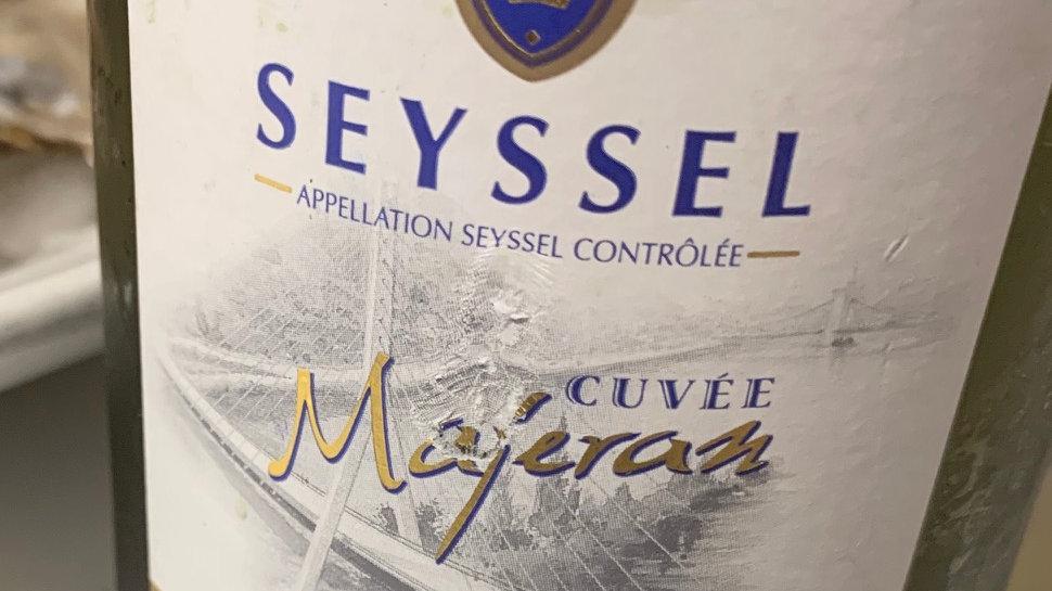 Savoie : Cuvée Molette