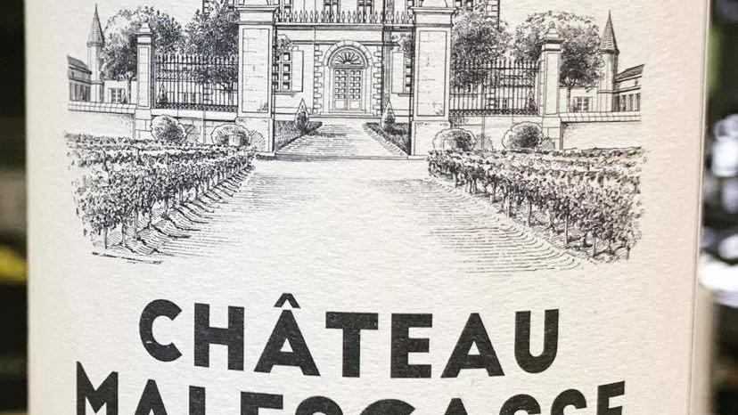 Haut-Médoc : Château Malescasse 2015