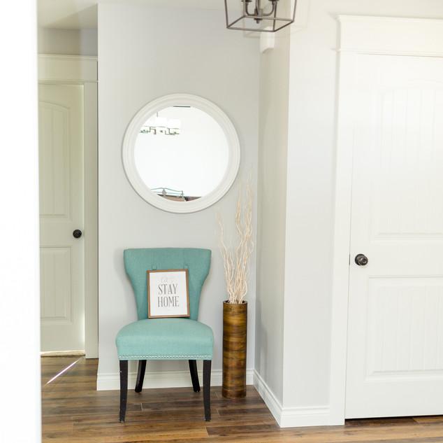 Doors, Trim, & Archway interior painting