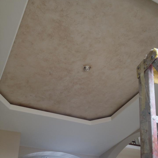 Ceiling Faux