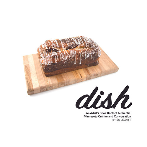 DISH: An Artistic Cook Book