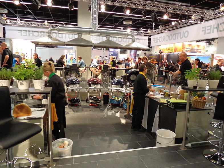 Barbecue Trade Show, Munich