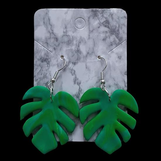 Tropical leaf dangles (Large)