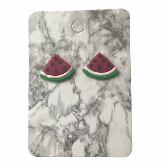 Watermelon studs (Medium)