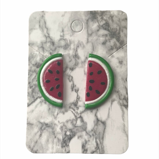 Watermelon studs (Large)