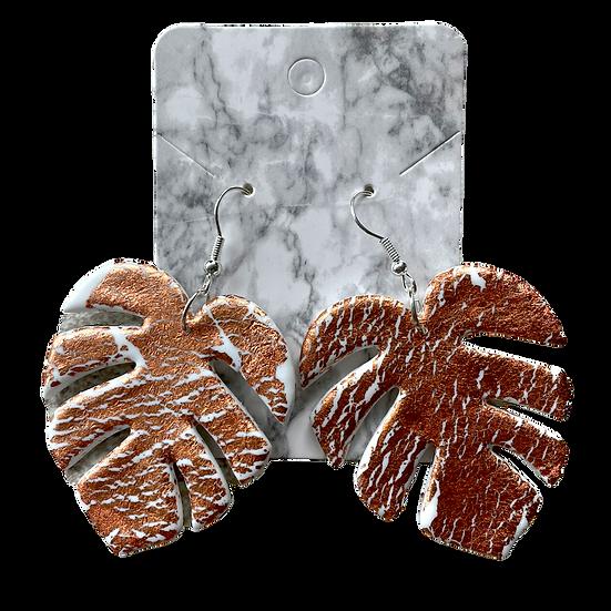 Tropical leaf dangles (Extra large)