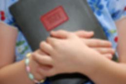 Mädchen Holding Bble