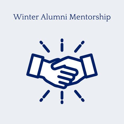 Winter Alumni Mentorship