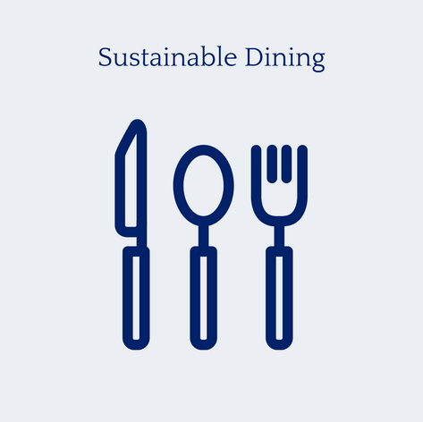 Sustainable Dining