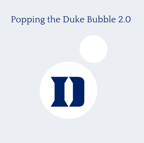 Popping the Duke Bubble 2.0