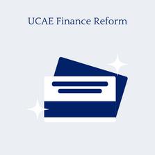 UCAE Finance Reform