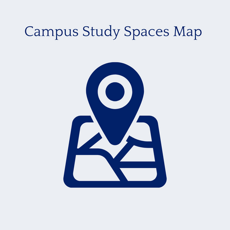 Campus Study Spaces Map