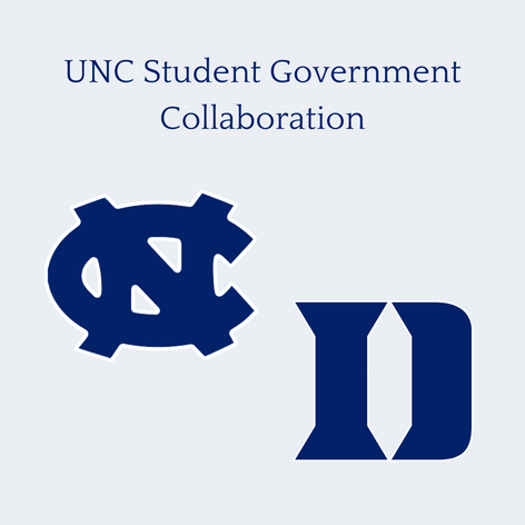 UNC Student Government Collaboration