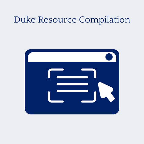 Duke Resource Compilation