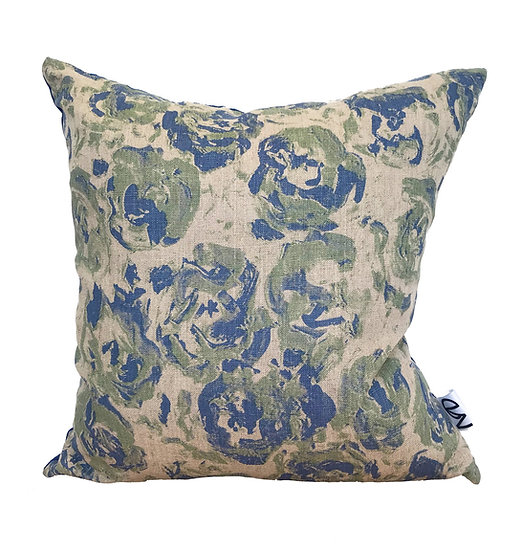 Bloom: Moss Cushion