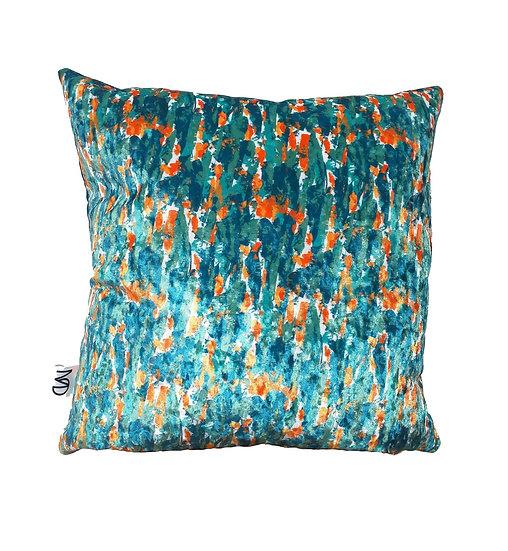 Kinetic: Aqua Cushion