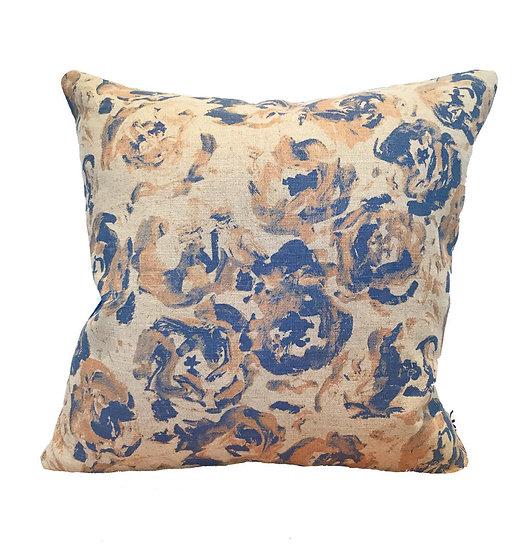 Bloom: Peach Cushion