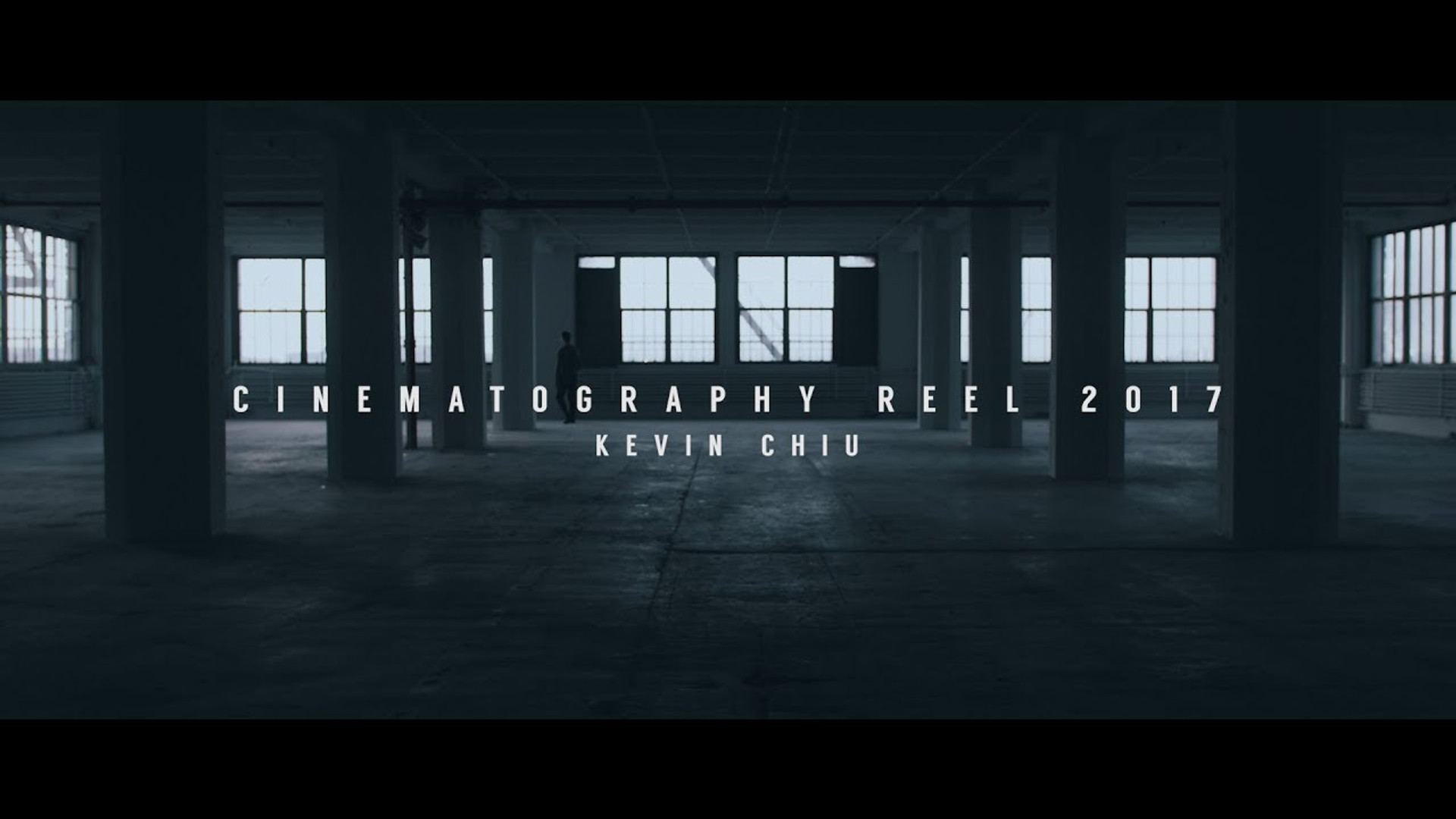Cinematography Reel | 2017 | Kevin Chiu (GH5/GH4)