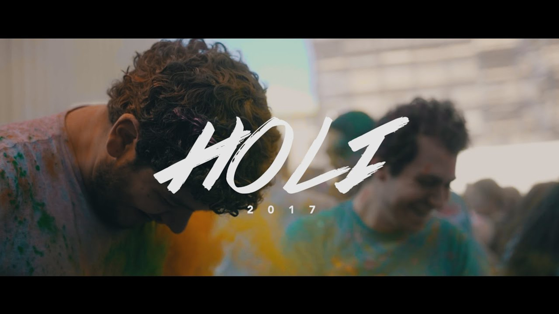 HOLI 2017 | Columbia University | GH4/Twixtor/VisionColor LUTs