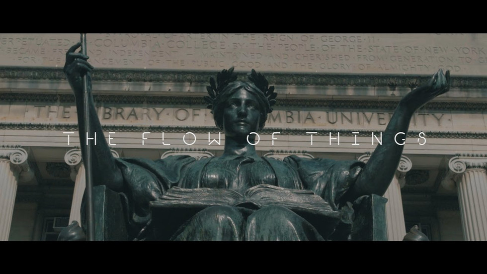 The Flow of Things   GH4 Short Film   V-Log + VisionColor