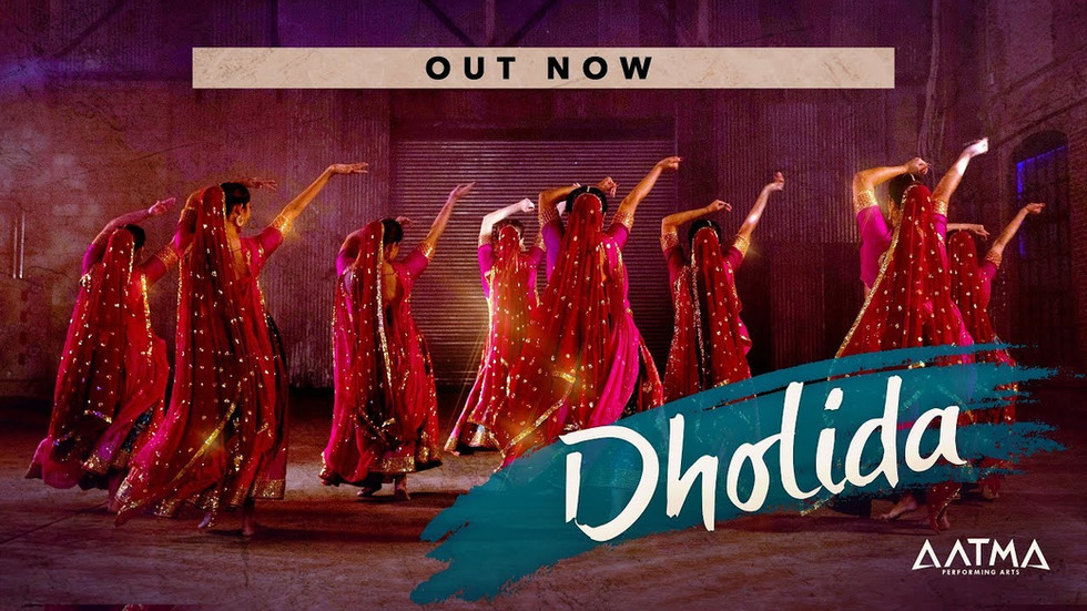 Dholida Dance Cover - AATMA - LOVEYATRI, Aayush Sharma, Warina H, Neha Kakkar, Udit Narayan