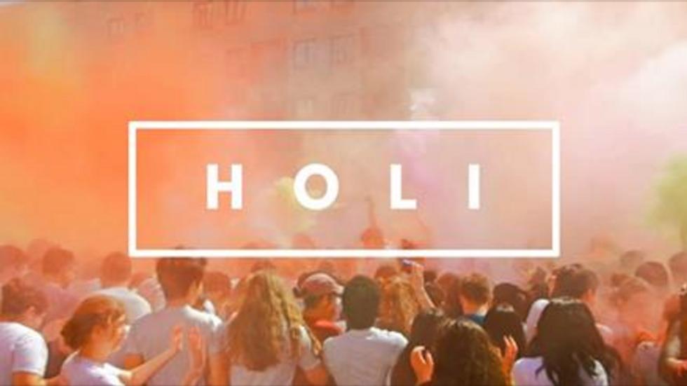 Holi   Columbia University 2015   GH4 Short Film