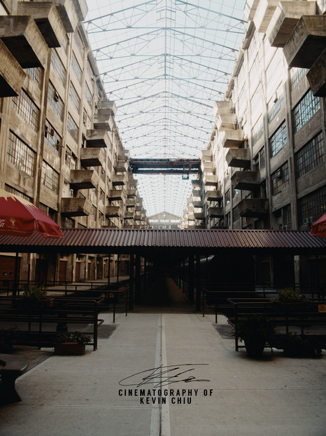 The Brooklyn Army Terminal