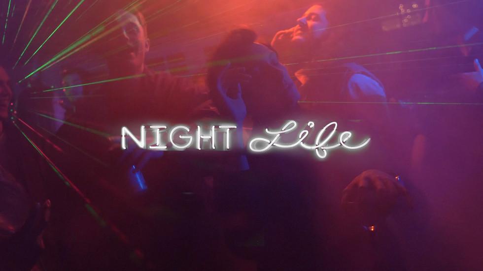 Night Life - Fluencie (feat. Daym)