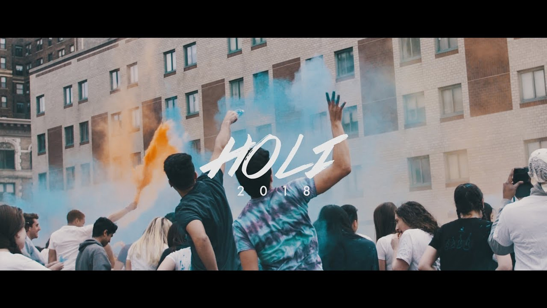 Holi 2018 | Columbia University | GH5 + Sigma 18-35mm