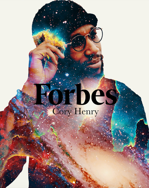 Cory Henry for Forbes, Galaxy Edit