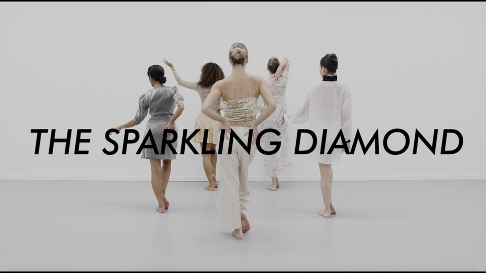 """THE SPARKLING DIAMOND"" - Moulin Rouge by Nick Silverio Choreography (Music Video)"