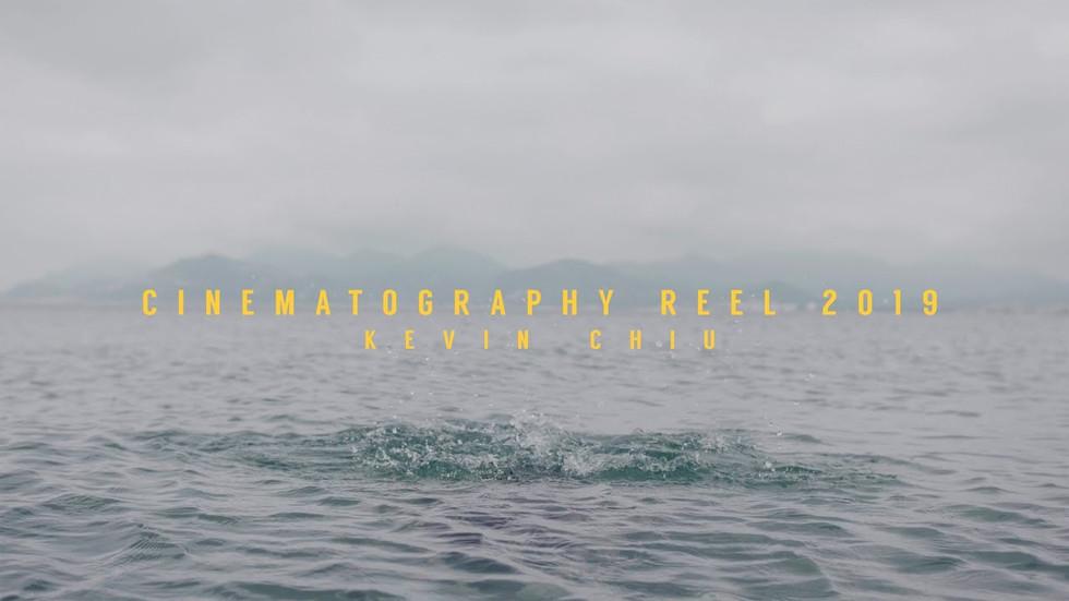 Cinematography Reel 2019