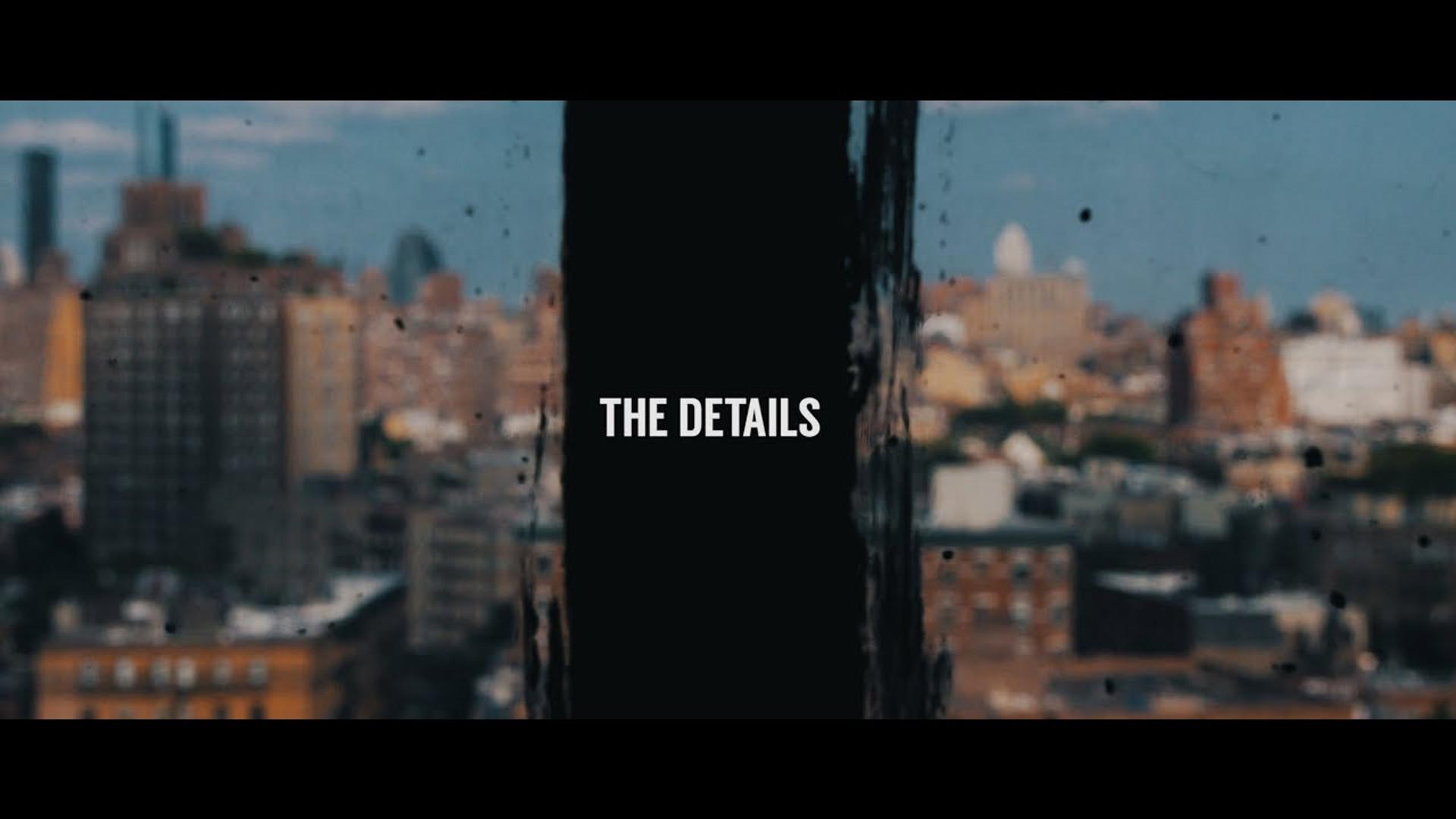 The Details (Short Film)