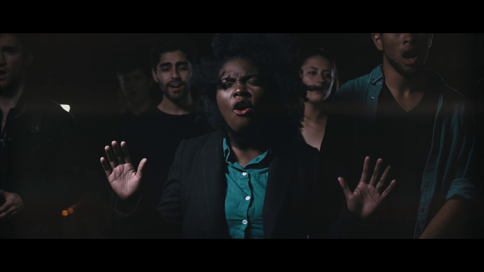 Bridge Over Troubled Water by Columbia Notes and Keys (Music Video)