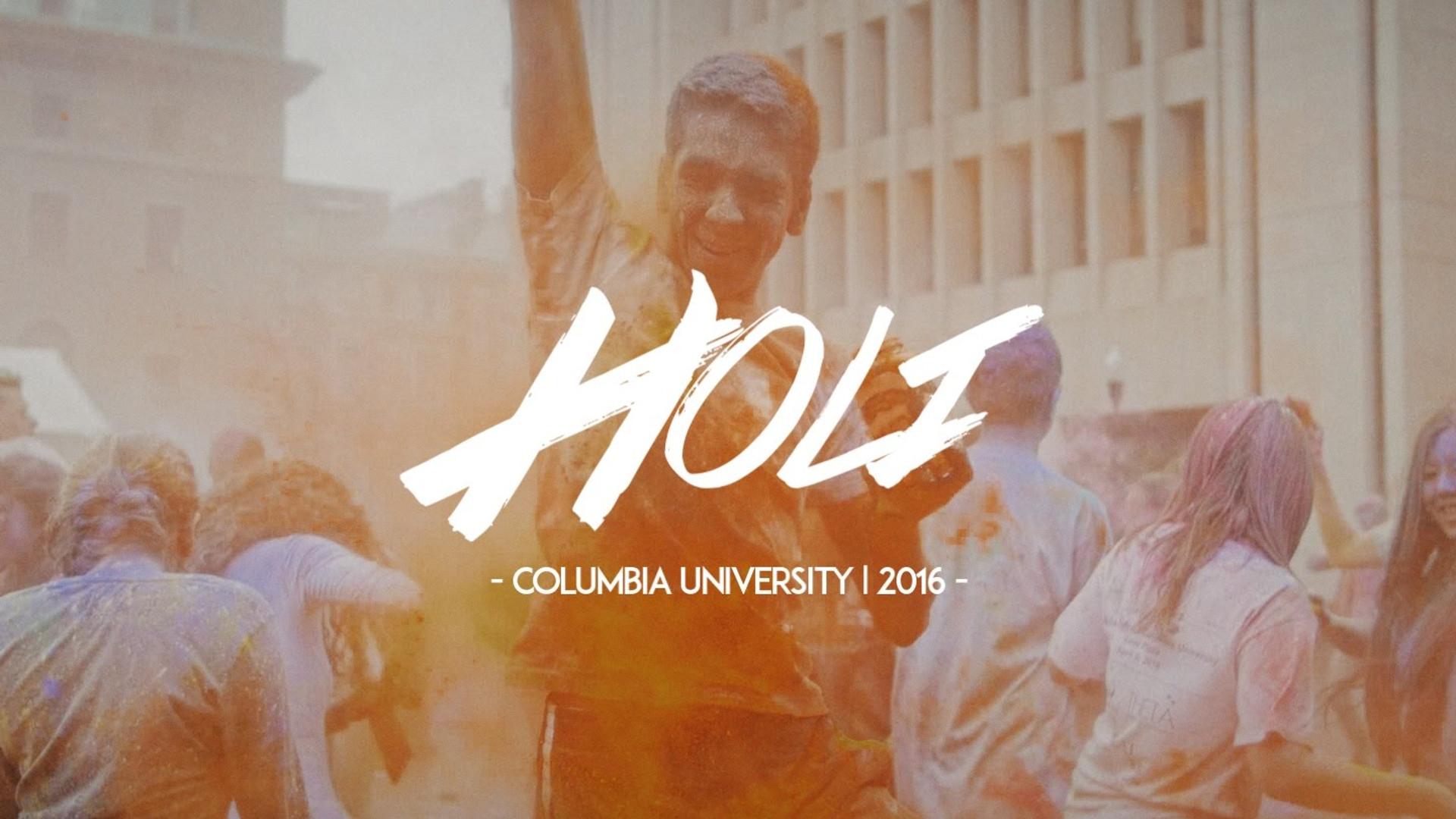 Holi | Columbia University 2016 | GH4 Short Film