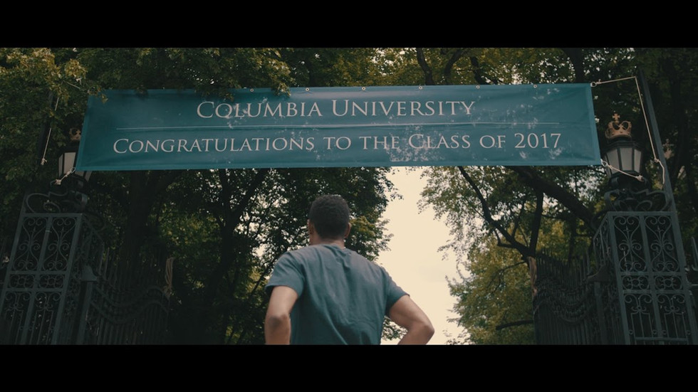 Goodbye Columbia - Class of 2017   GH5 + VisionColor