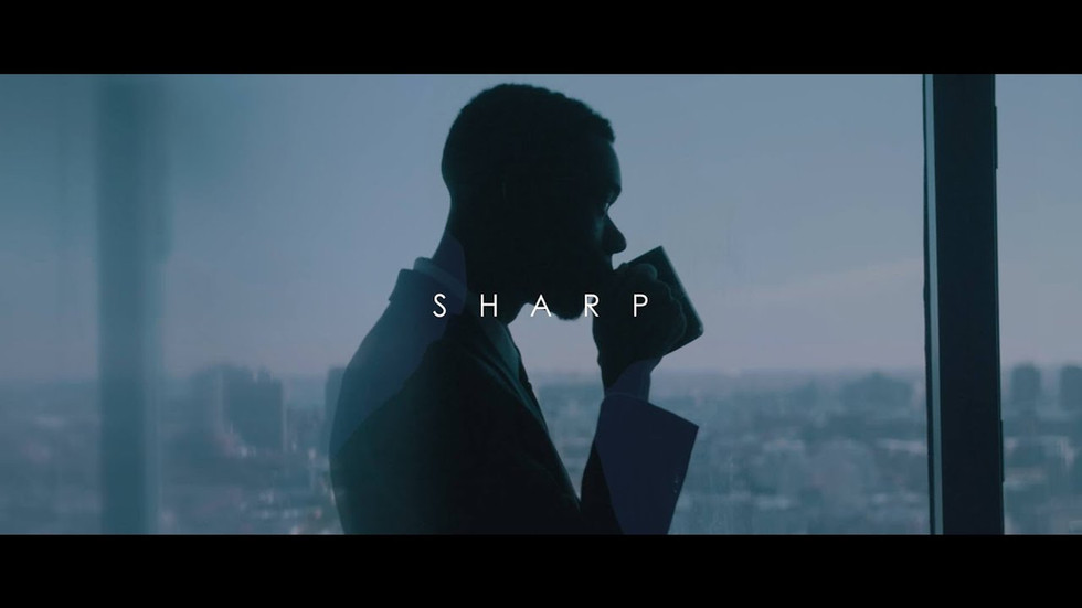 Columbia SHARP - Coffee x Pillowtalk