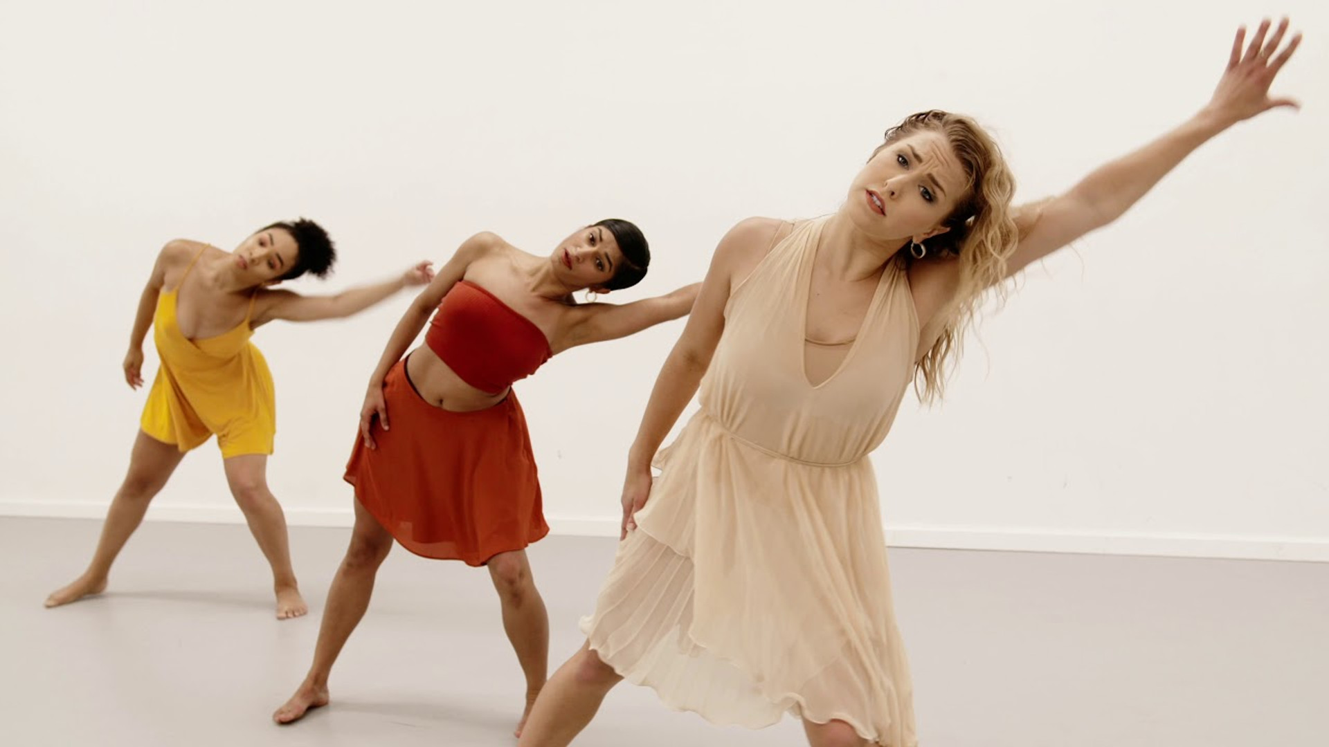 First Burn - Hamilton - Choreography by Nick Silverio