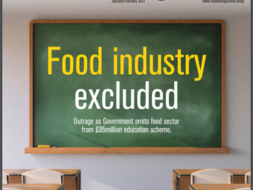 Food Industry frozen out
