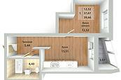 Переез 1 комнатнй квартиры