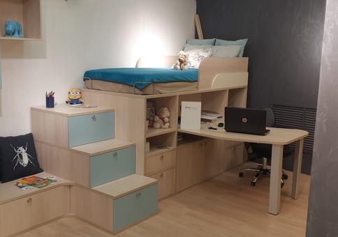 Сборка деской кровати