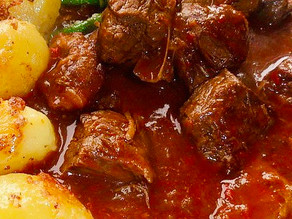 Oma Helga's Authentic German Goulash
